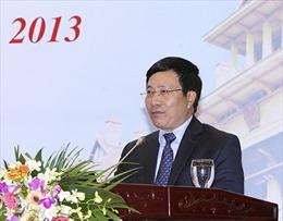 Bế mạc Hội nghị Ngoại giao lần thứ 28