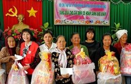 Triển khai phong trào Tết vì người nghèo và nạn nhân chất độc da cam