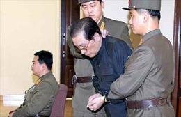 Ông Jang Song Thaek bị xử tử do bất tuân lệnh lãnh đạo Triều Tiên
