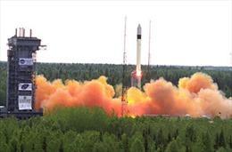 Nga phóng thành công 3 vệ tinh quân sự lên quỹ đạo