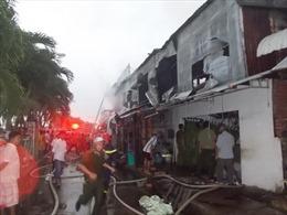 Khẩn trương hỗ trợ dân Cái Nhum ổn định cuộc sống