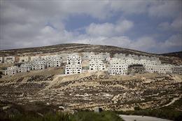 Palestine lên án kế hoạch sáp nhập đất đai của Israel