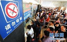 Quan chức Trung Quốc phải noi gương không hút thuốc lá