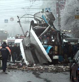 Hai vụ đánh bom ở Volgograd có thể liên quan với nhau
