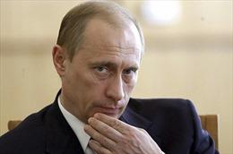 The Times chọn Putin là 'Nhân vật của năm 2013'