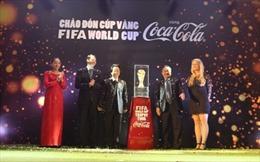 Việt Nam là quốc gia duy nhất đón Cúp vàng FIFA World Cup dịp năm mới