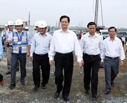 Thủ tướng Nguyễn Tấn Dũng làm việc tại tỉnh Trà Vinh