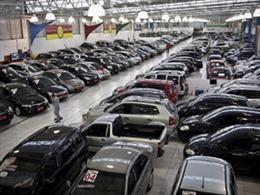 Lần đầu tiên sau 10 năm, tiêu thụ ô tô tại Brazil giảm