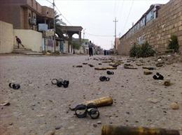 Al-Qaeda lập nhà nước Hồi giáo đầu tiên tại Iraq