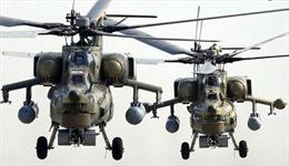 Nga tiếp tục bàn giao cho Iraq trực thăng 'Thợ săn đêm'