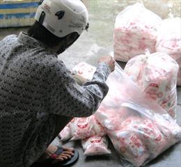 Hà Nội bắt giữ 15 tấn mì chính Trung Quốc