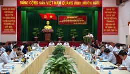"""Tiếp tục đẩy mạnh """"Học tập và làm theo tấm gương đạo đức Hồ Chí Minh"""""""