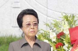 Cô ruột ông Kim Jong-Un có thể đã tự vẫn