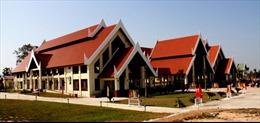 Thêm một công trình biểu tượng của quan hệ Việt-Lào