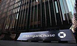 'Đại gia' JP Morgan Chase nộp phạt hàng tỷ USD