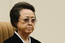 Cô ruột nhà lãnh đạo Triều Tiên nguy kịch vì bệnh lạ?