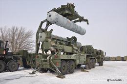 Lực lượng Phòng thủ Không gian Nga tiếp nhận S-400