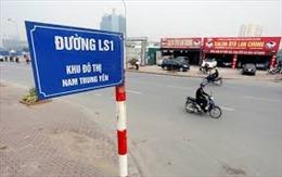 Kỳ lạ việc đặt tên phố