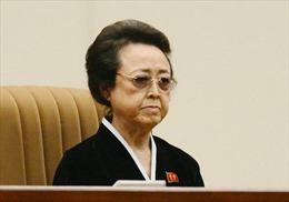 Cô ruột ông Kim Jong Un đang sống thực vật