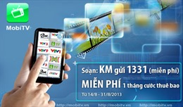 Dịch vụ MobiTV