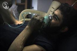 Syria: Phe đối lập tố quân chính phủ tấn công vũ khí hóa học