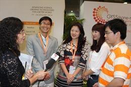 Việt Nam dự hội nghị nhà khoa học trẻ toàn cầu