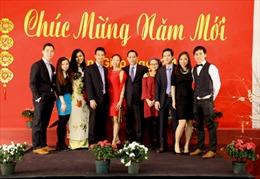 Thanh niên, sinh viên Việt tại New York đón Tết Giáp Ngọ