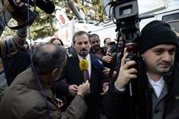 Syria bác bỏ đề xuất thành lập chính phủ chuyển tiếp