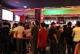 Rạp chiếu phim thu hút khách dịp Tết