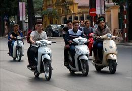 Vô tư phạm luật giao thông