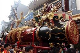 Tưng bừng trẩy hội rước Pháo Đồng Kỵ-Bắc Ninh