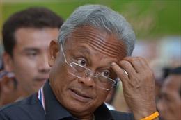 Tòa hình sự Thái Lan thông qua lệnh bắt 19 thủ lĩnh biểu tình