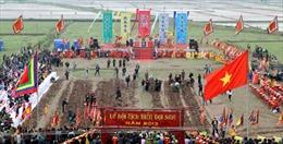 Tưng bừng Lễ hội Tịch điền – Đọi Sơn