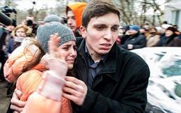 'Sát thủ học đường' Nga không tin có lòng tốt trong xã hội