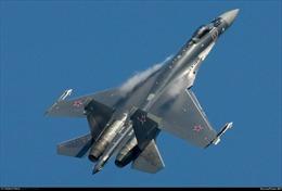 Su-35S vượt trội so với các tiêm kích khác
