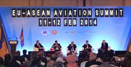 EU, ASEAN đề xuất ký hiệp định bầu trời mở