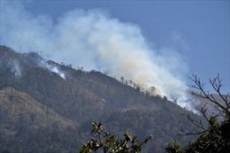 Gần 60.000 ha rừng Tây Ninh ở ngưỡng báo cháy cực kỳ nguy hiểm