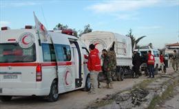 Syria gia hạn lệnh ngừng bắn tại Homs