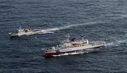 3 tàu Trung Quốc tiếp cận đảo tranh chấp với Nhật Bản