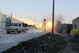 Quân đội Syria tấn công áp đảo phiến quân trên khắp các mặt trận