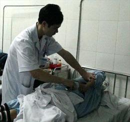 Tai nạn xe khách tại Nghệ An là do nổ bình oxy