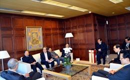 Bộ trưởng Hoàng Tuấn Anh đánh giá cao hợp tác chặt chẽ giữa WIPO và Việt Nam
