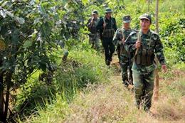 Việt Nam - Campuchia tăng cường chống tội phạm xuyên biên giới