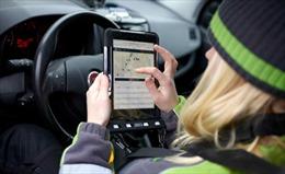 Volvo biến xe hơi thành địa chỉ giao hàng