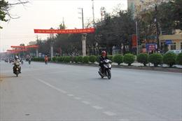 Đổi tên tuyến đường đẹp nhất Điện Biên là đường Võ Nguyên Giáp