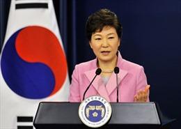 Tổng thống Hàn Quốc cam kết thúc đẩy thống nhất bán đảo Triều Tiên