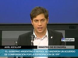 Repsol đồng ý đề xuất bồi thường 5 tỷ USD của Argentina