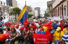 Venezuela phá tan âm mưu lật đổ chính quyền