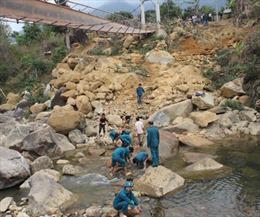 Chuyện buồn sau vụ sập cầu treo tại Lai Châu