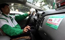 Hà Nội: 100% xe taxi trang bị GPS vào năm 2015